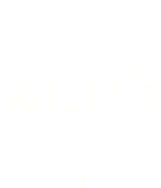 The Alps View Craft Cafe Logo